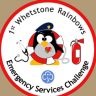 Emergency servcies challenge badge