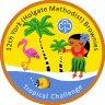 Tropical Challenge Badge