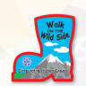 Walk on The Wild Side Wellies Challenge Badge