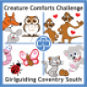 Creature Comforts Challenge Badge